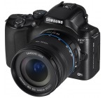 Samsung NX20        Kit Black 20.3-megapixel Digital Camera with 18-55mm Lens