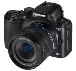 Samsung NX20        Kit Black 20.3-megapixel Digital Camera with 18-55mm Lens