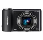 Samsung WB850F 16 MP Smart Long Zoom Digital Camera – Black EC (WB850FBPBUS)