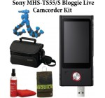 Sony MHS-TS55 Bloggie     Live Streaming Wifi Camcorder