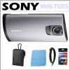Sony Bloggie Live      MHS-TS55 WiFi Video Camera with 4x Digital Zoom and 3.0-Inch Touchscreen