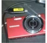 Samsung SH100 WiFi camera demo